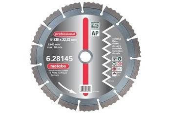 Metabo Tarcza diament. 125x2,15x22,23mm 628142000