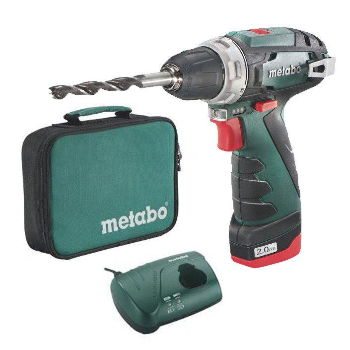 Metabo PowerMaxx BS 600079500 Akumulatorowa wiertarko-wkrętarka Sklep Metabo Matrix