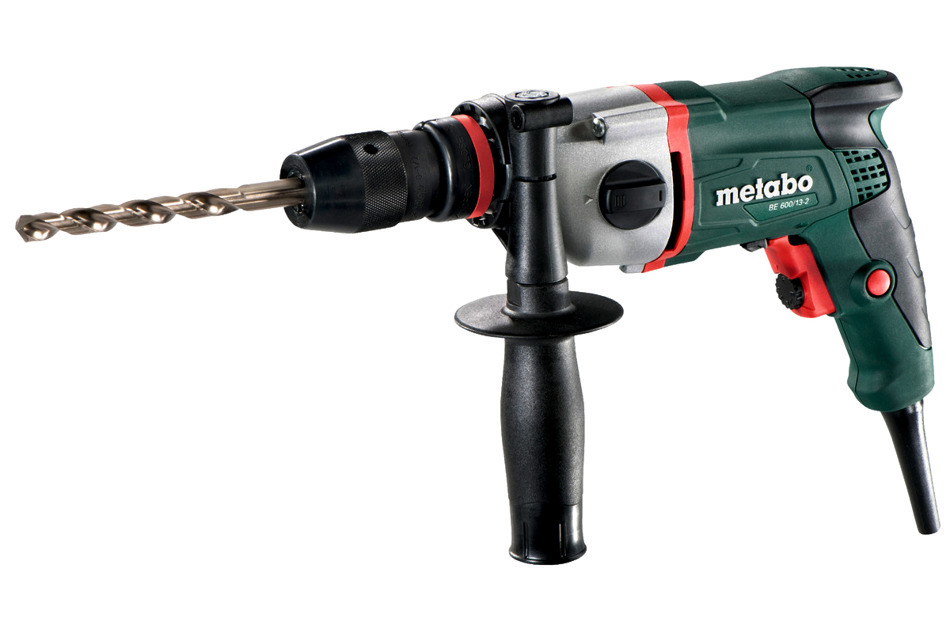 Metabo BE 600/13-2 Wiertarka bezudarowa 600W 9Nm